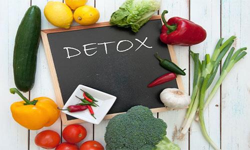 Alimentação detox
