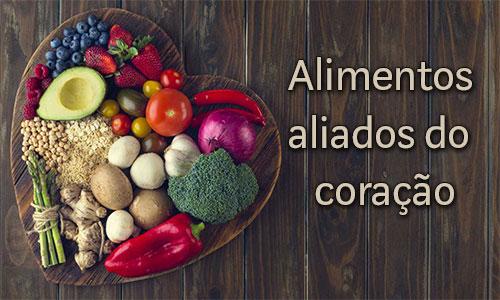 Alimentos aliados do coração