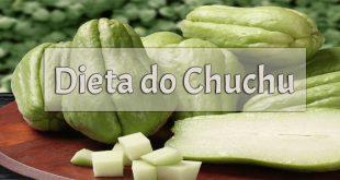 Dieta do chuchu