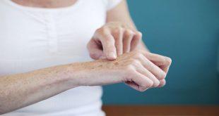 Mãos envelhecidas